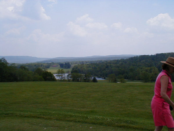 NEMACOLIN WOODLANDS RESORT, I'M READY LETS PLAY A ROUND.