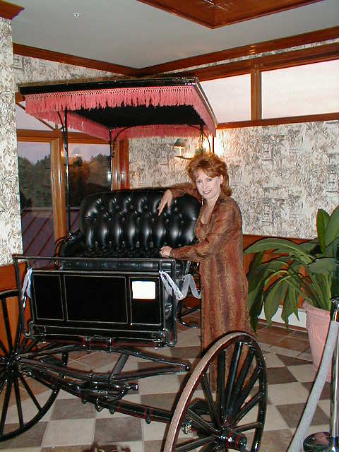 NEMACOLIN WOODLANDS RESORT, A COLLECTABLE CARRIAGE & ANN.