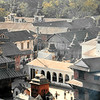 Pashupatinath, where thousands were cremated after the earthquake. (1992).