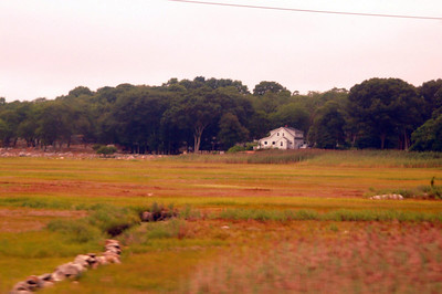Marsh in Connecticut