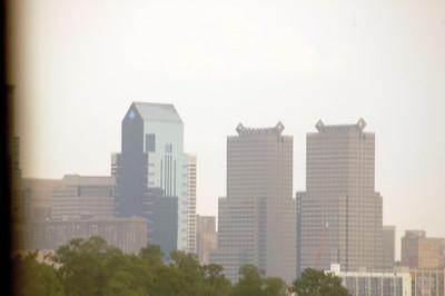 Philadelphia..taken from Amtrak window