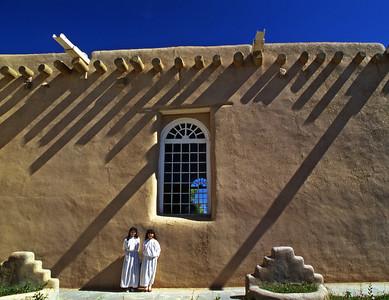 Church&Servers,Taos