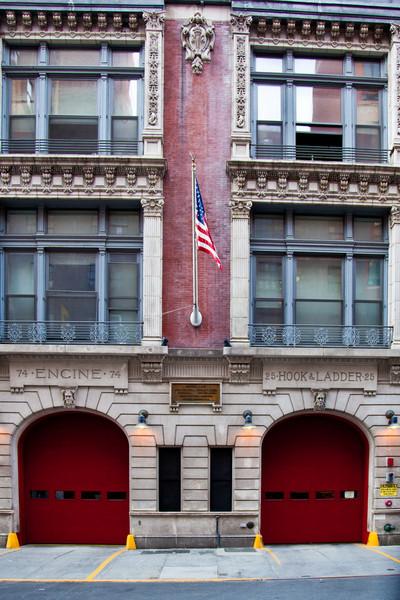 MANHATTAN FIRE HOUSE