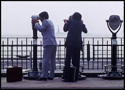 NYC Tourists