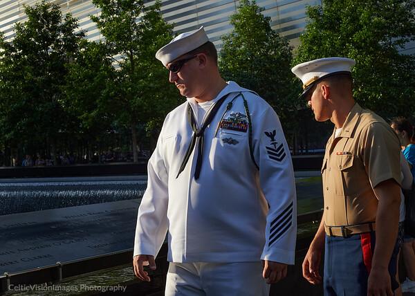 2015 __New York City_Fleet Week, Ground Zero, Memorial Day