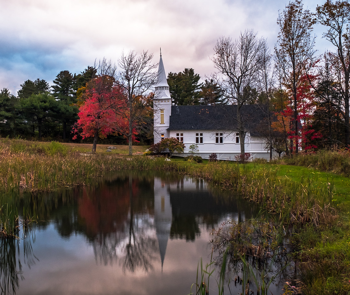 NEW HAMPSHIRE CHURCH
