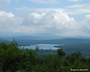 Pittsburg ATV trails<br /> Shatney Mountain - View to the East over Back Lake
