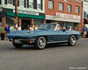 Moose Cruise down Main St.<br /> This corvette has had only 1 owner