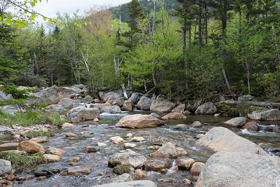 20150525.  Ellis River above Glen Ellis Falls, Jackson, New Hampshire.