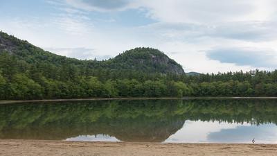 20150525.   Echo Lake, Conway, New Hampshire.