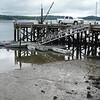 Low tide in Wiscasset