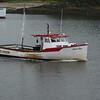 Lobster boat at Camp Ellis
