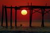 Pier Into the Sun (6:44 AM)