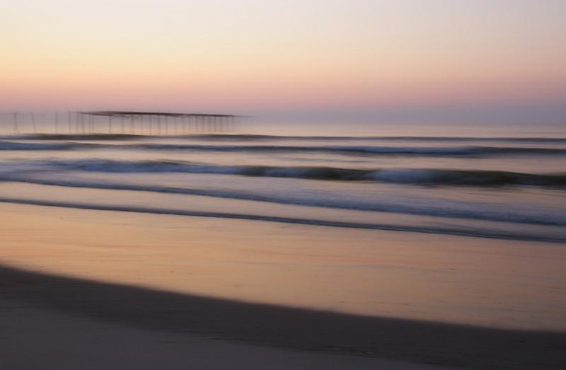 Gossamer Seascape (2)<br /> (wide-angle horizontal swipe)