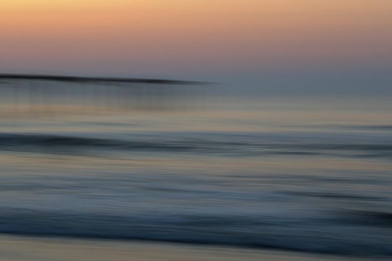 Gossamer Seascape (1)<br /> (horizontal swipe of camera)