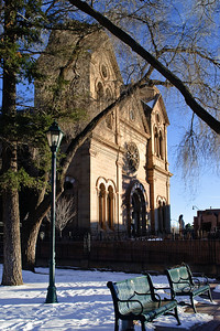 St. Francis Cathedral, Santa Fe, NM