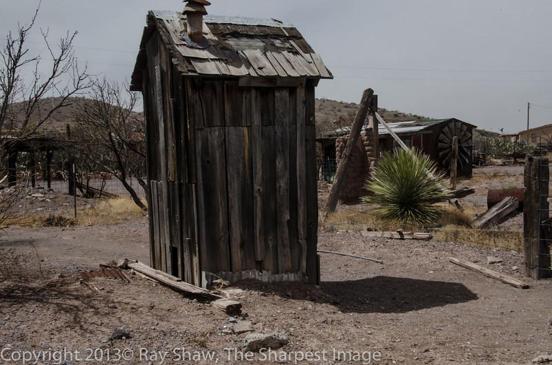 Steins Ghost Town (not open)