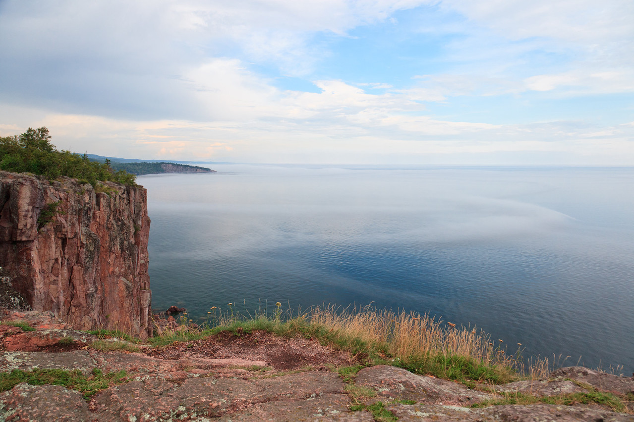 PALISADE HEAD AND SHOVEL POINT