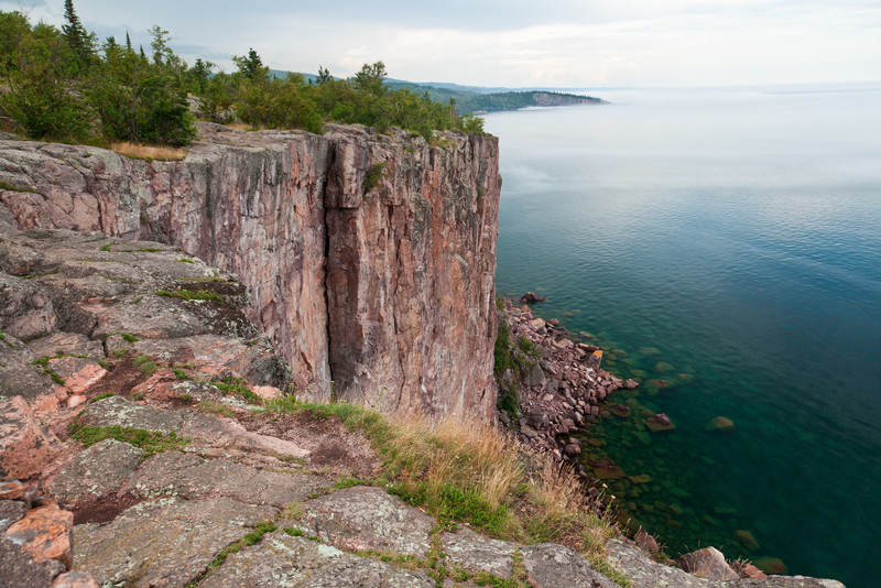 PALISADE HEAD AND SHOVEL POINT - NORTH SHORE-LAKE SUPERIOR