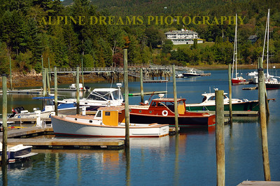CLASSIC BOATS OF MAINE