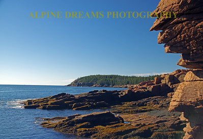 A ROCK AND A HARD PLACE ACADIA