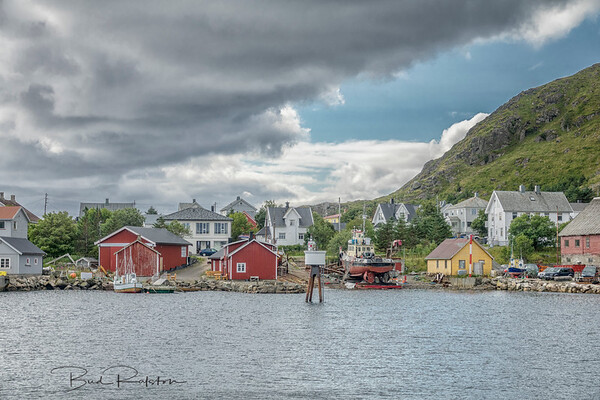 Gravdal, Lofoten islands