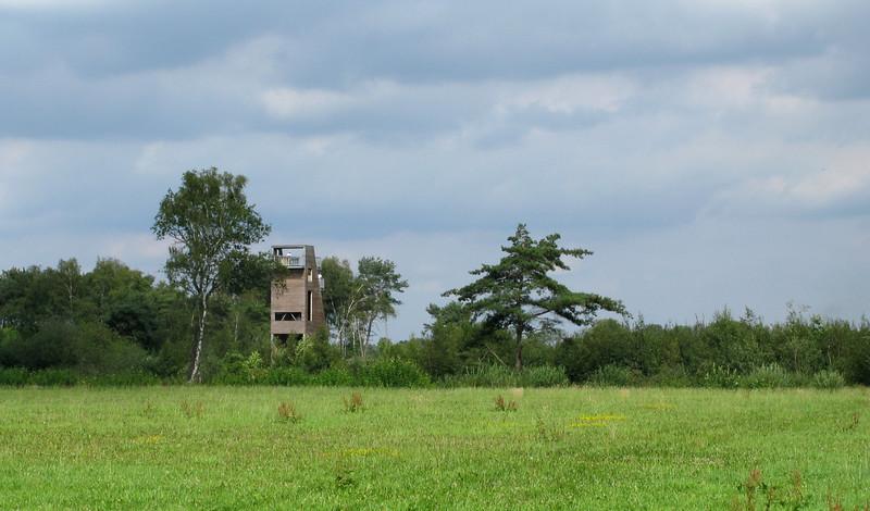 De uitkijktoren