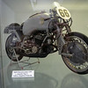 NSU motorcycle museum in Neckarsulm<br /> This is a model