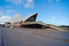 Sydney Opera House meets wide angle lens