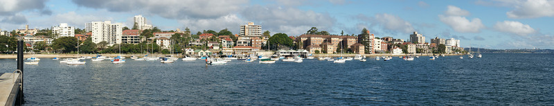Manly foreshore
