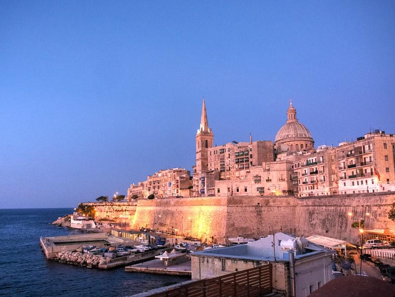 Valletta-by-Night