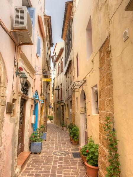 Back Streets of Crete