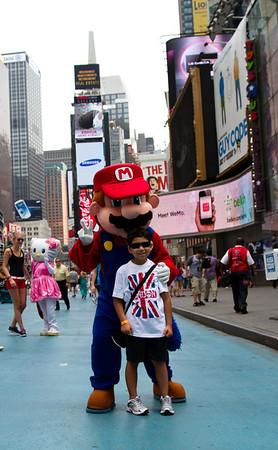 NY City Trip '12