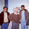 With Einstein at NY Madam Tussaud's