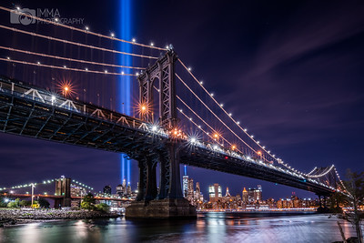Tribute In Light From Brooklyn 2