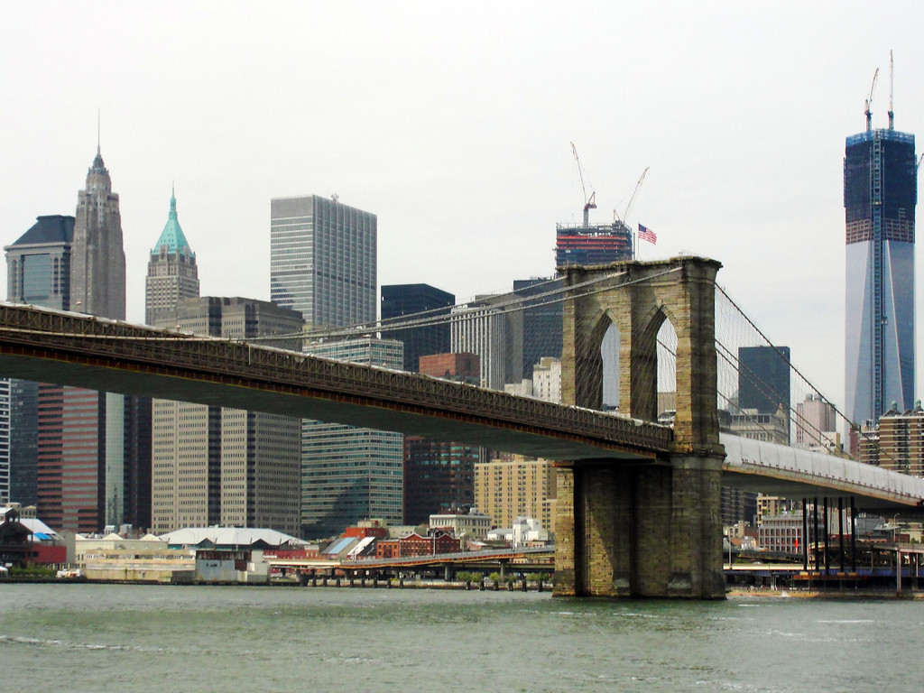 brooklyn bridge skyline 4420