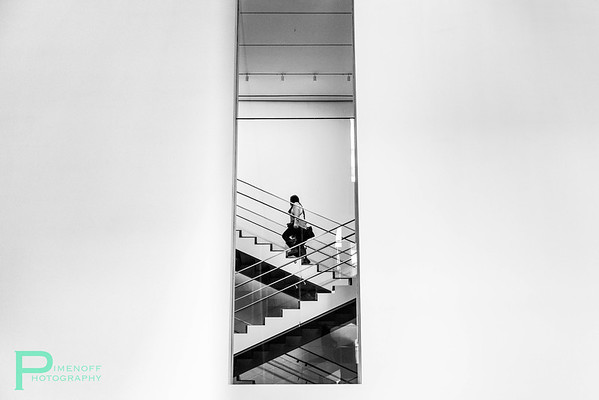 Stairs in the MoMA Canon 5D Mark III, 24-105mm F4.0L