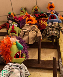 Muppets in FAO Schwartz Canon 5D Mark III, 24-105mm F4.0L