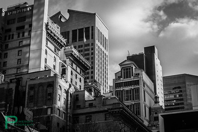 View of buildings from the MoMA Canon 5D Mark III, 24-105mm F4.0L