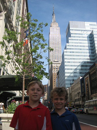 NYC April 2009