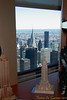 View from the gift shop in the Empire State Building. <br /> <br /> Daily Photo: 5/8/2012