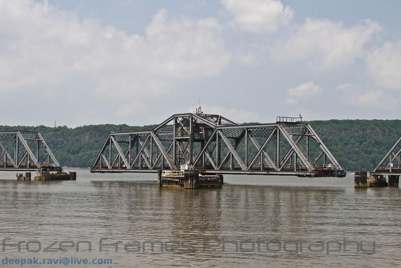 Spuyten Duyvil Railroad Bridge
