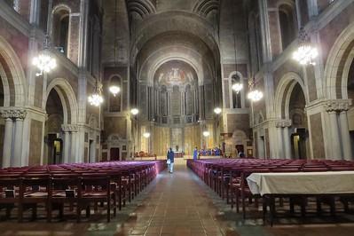 Saint Barthollomew's Episcopal Church readies for services