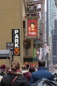 Amelie was a charming tale, cleverly told