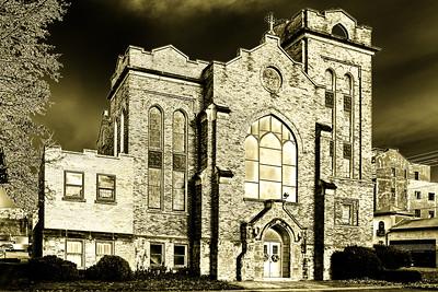 CHURCH IN WHEELING W.V.