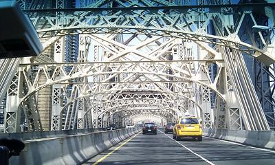 Queensboro Bridge (Photo taken with my phone)
