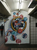 <b>Awesome Marble Mosaics in Subway</b><br>