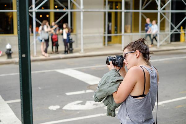 Victoria in Manhattan, New York City, New York on May 16, 2015. Manhattan, New York City, New York on May 16, 2015.