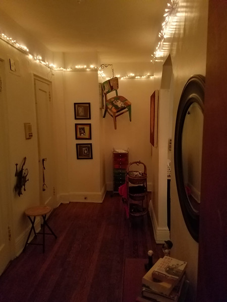 Karen's apartment