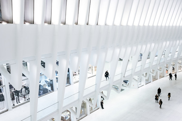 Shops In The Oculus
